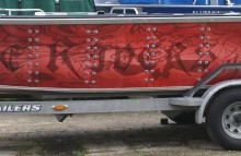 Boats Three Rivers Marine Boat Wrap