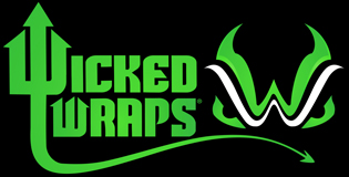 Logo Wicked Wraps