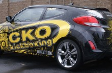 Cars Vans & Trucks CKO Kickboxing