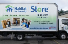 Box Trucks, Buses & Trailers The Habitat for Humanity Store in Everett