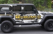Cars Vans & Trucks Rubumco Painting Inc.