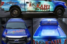 Cars Vans & Trucks Lokahi Clothing Brand Truck