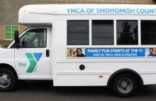 Box Trucks, Buses & Trailers Decal Kit For The YMCA
