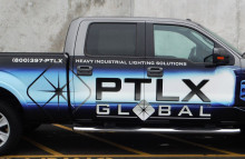 Cars Vans & Trucks PTLX Global Partial Wrap