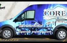Cars Vans & Trucks Corey Oil & Propane