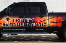 Cars Vans & Trucks Trinity Waterproofing