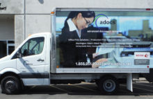 Box Trucks, Buses & Trailers ADOCS Box Truck